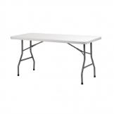 ZOWN XL150 Folding Utility Table 5ft Grey
