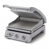 Roband Contact Grill 6 Slice Smooth Plates 2200W GSA610S