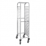 Vogue Gastronorm Racking Trolley
