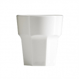 BBP Polycarbonate Rocks Tumbler 256ml White