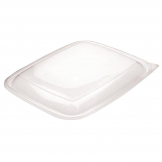 Fastpac Medium Rectangular Food Container Lids 900ml / 32oz
