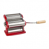 Imperia Manual Pasta Machine Red