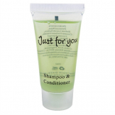Just for You Shampoo and Conditioner - 20ml Tubes (100 pcs)