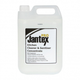 Jantex Pro Kitchen Cleaner and Sanitiser Concentrate 5Ltr
