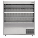 Williams Slimline Gem Multideck Stainless Steel with Nightblind Width 1510mm