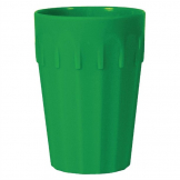 Kristallon Polycarbonate Tumblers Green 142ml (Pack of 12)