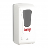Jantex Automatic Spray Hand Soap and Sanitiser Dispenser 1Ltr