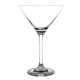 Olympia Bar Collection Crystal Martini Glasses 275ml (Pack of 6)