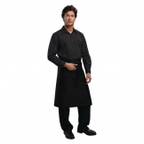 Chef Works Regular Bistro Apron Black