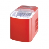 Caterlite Countertop Manual Fill Ice Machine Red