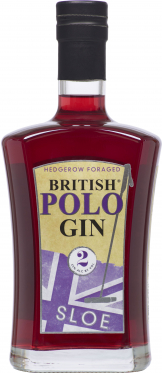 British Polo Gin - No.2 Sloe Gin (70cl Bottle)
