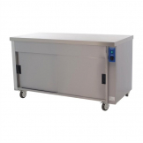Moffat Plain Top Eco Hot Cupboard Heavy Duty HC4E