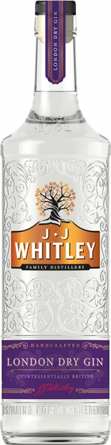 Image of JJ Whitley - London dry Gin