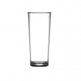 BBP Polycarbonate Elite Pint Glass CE 20oz (Pack of 24)