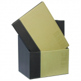 Securit Contemporary Menu Covers and Storage Box A4 Green