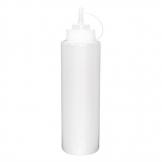 Vogue Clear Squeeze Sauce Bottle 8oz