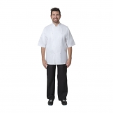 Chef Works Unisex Capri Executive Chefs Jacket White 56