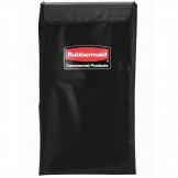 Rubbermaid X-Cart Black Bag 150Ltr