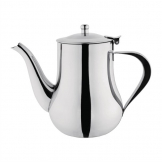 Olympia Arabian Coffee Pot Stainless Steel 1Ltr