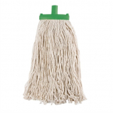 Jantex Prairie Kentucky Yarn Socket Mop Head Green