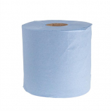 Jantex Centrefeed Blue Roll (Pack of 18)