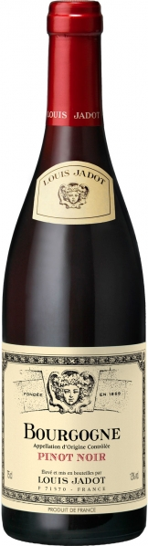 Louis Jadot - Bourgogne Pinot Noir 2018 (75cl Bottle)