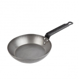 Vogue 180mm (Rim-to-Rim) Carbon Steel Induction Frying Pan