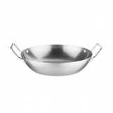 Vogue Carbon Steel Paella Pan 200mm