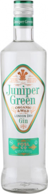 Juniper Green - Organic Gin (70cl Bottle)