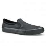 Shoes for Crews Ladies Leather Slip On - Size 40