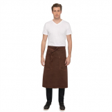 Chef Works Urban Dorset Antique Bistro Apron Rust