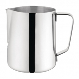 Olympia Stainless Steel Milk Jug 910ml