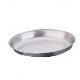 "Olympia Oval 20"" Undivided Vegetable Dish"