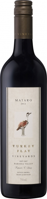 Turkey Flat - Mataro 2015 (75cl Bottle)