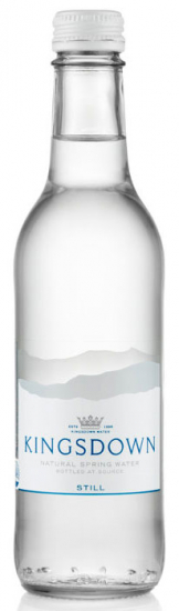 Kingsdown - Still Spring Water (24x 330ml Bottles)