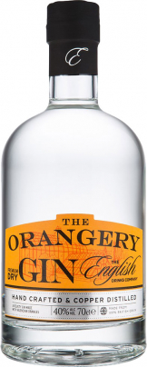 The English Drinks Company - The Orangery Gin (70cl Bottle)