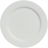 Elia Glacier Fine China Plates 270mm (Pack of 6)