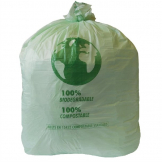 Jantex Large Compostable Bin Liners 90Ltr