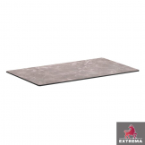 Extrema Table Top - Marble Grey - 119cm x 69cm (Rect)
