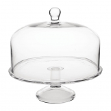 Olympia Glass Cake Stand Base