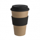 Olympia Bamboo Reusable Coffee Cup 12oz