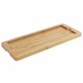 Olympia Wooden Base for Slate Platter 330 x 130mm