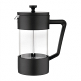 Olympia Contemporary Cafetiere Black 8 Cup