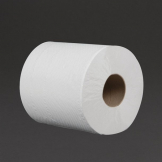 Jantex Centrefeed White Rolls 2-Ply 120m (Pack of 6)