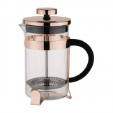 Olympia Contemporary Cafetiere Copper 6 Cup