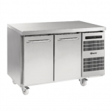 Gram Gastro 07 2 Door 345Ltr Counter Freezer F 1407 CSG A DL/DR C2