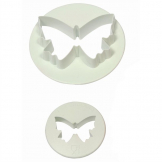 PME Butterfly Pastry Cutters (Pack of 2)
