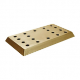 Beaumont Bar Drip Tray Brass