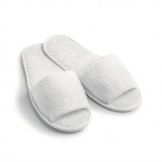 Mitre Essentials Open Toe Flipflops White