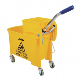 Jantex Kentucky Mop Bucket Yellow